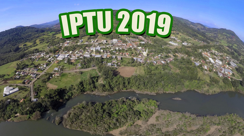 Guias do IPTU 2019 já podem ser retiradas