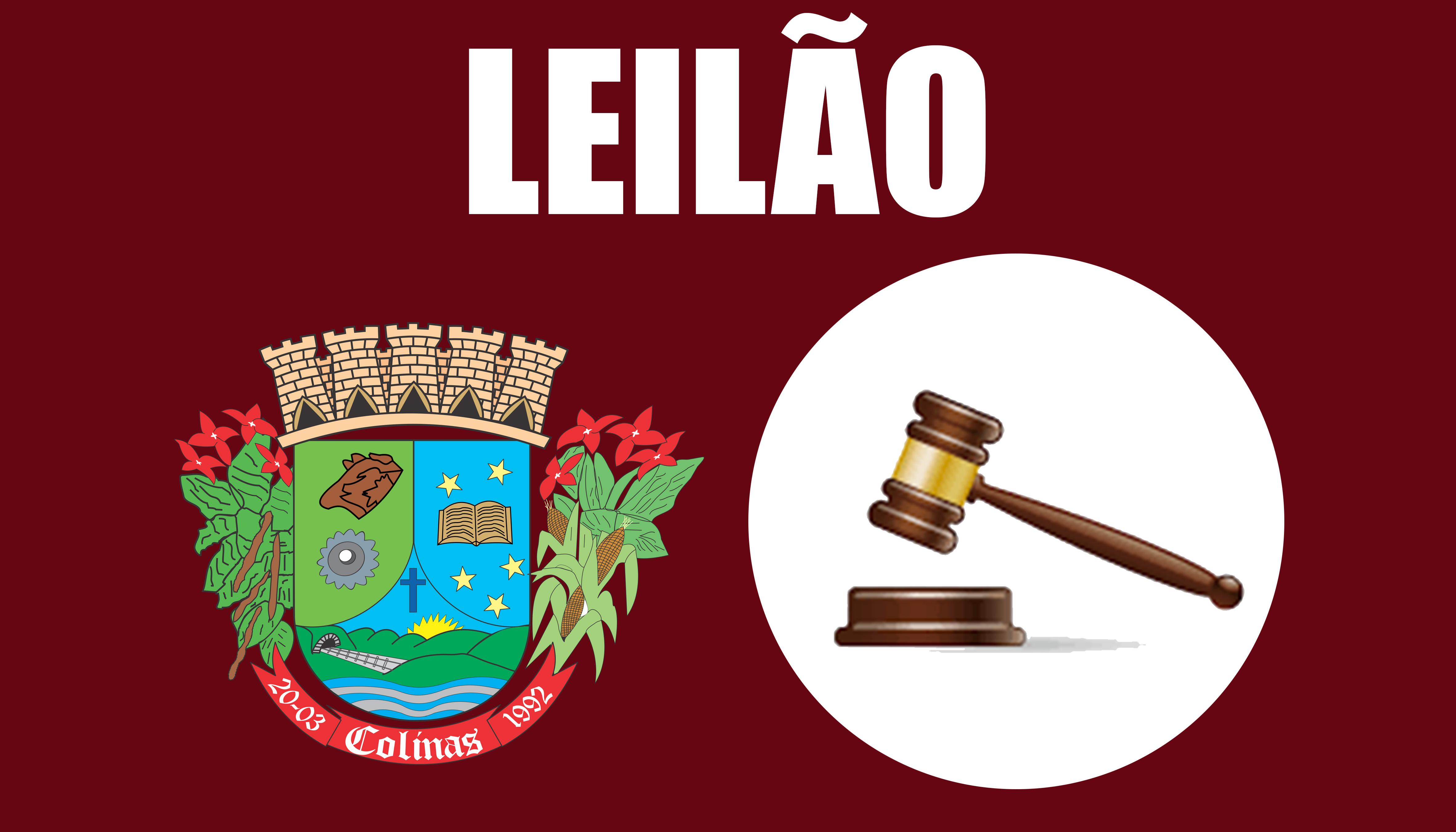 Administração promove leilão dia 17